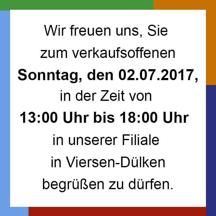 Dü-Bierbörse 02.07.17