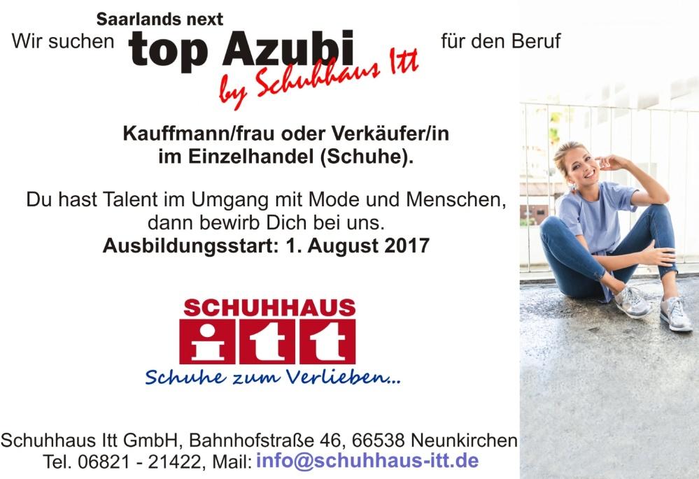Stellenanzeige Azubi 2017