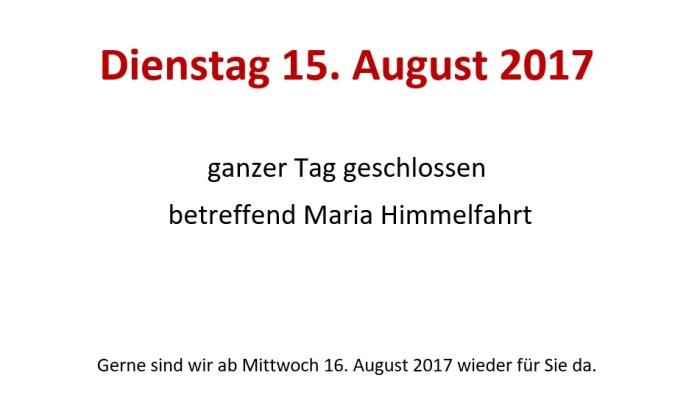 Maria Himmelfaht