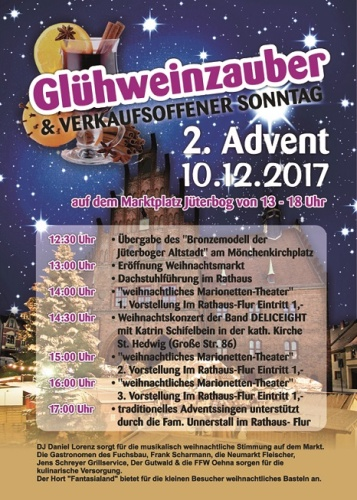 2.Advent - Glühweinzauber