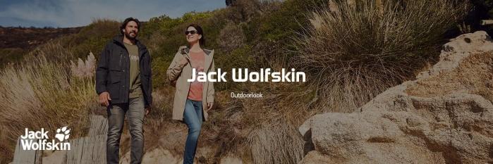 Jack Wolfskin Outdoor Looks