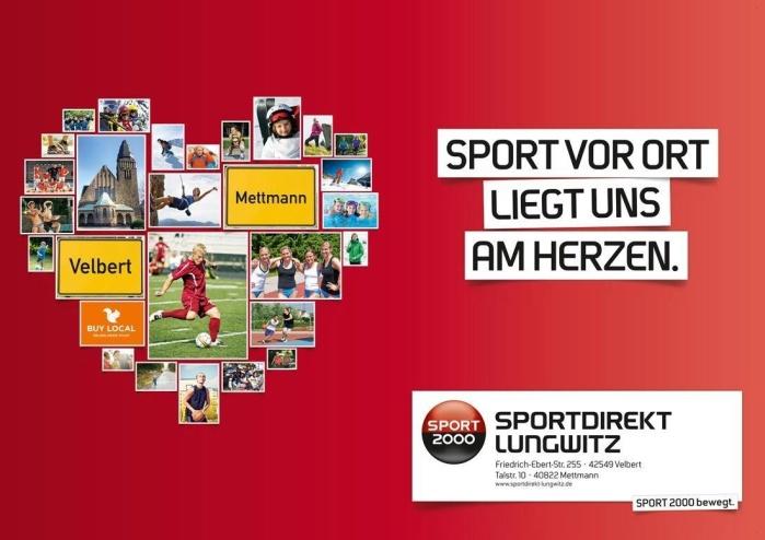 Sport vor Ort liegt uns am Herzen