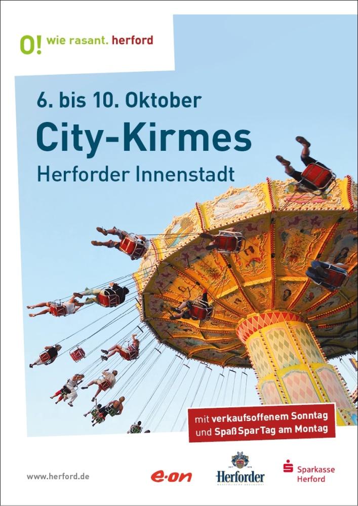 City Kirmes - Verkaufsoffener Sonntag