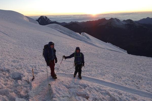 Bergsteigerreisen