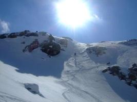 Einzigartige Skierlebnis