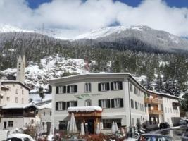 Hotel Spöl in Zernez