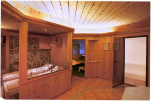 Sauna und Wellness