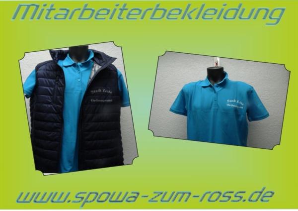 Mitarbeiterbekleidung