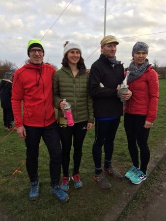 Gewinner 5 km Strecke