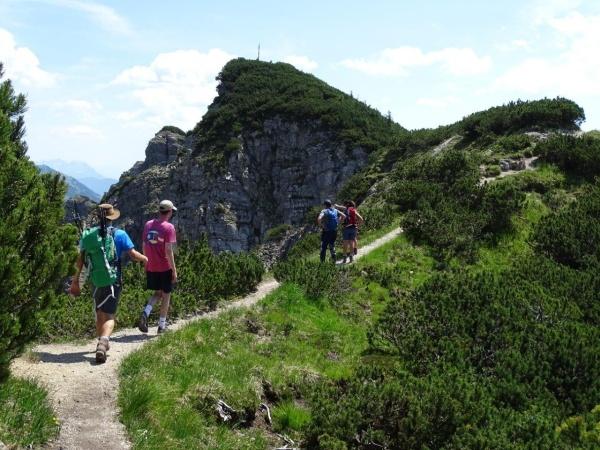 auf den Weg zum österreichischen Schinder