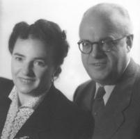 2. Generation: Gertrud und Adolf Neumann