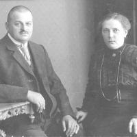 Firmengründer August und Marie Neumann