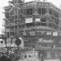 1951, Aufbau Seilwinderstraße