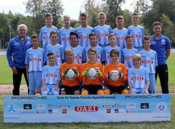 Stuttgarter Kickers U13