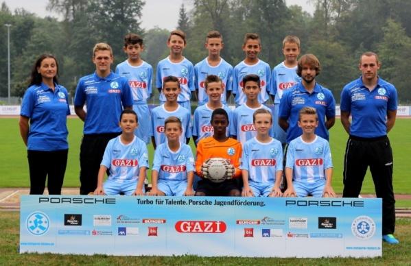 Stuttgarter Kickers U12