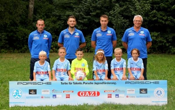 Stuttgarter Kickers U8