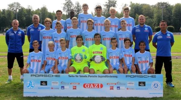 Stuttgarter Kickers U14