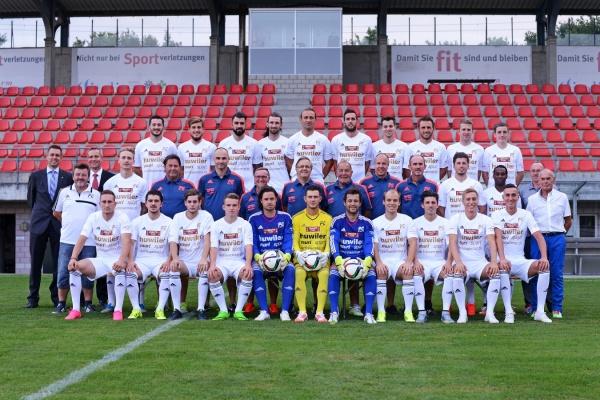 FC Muri 1. Mannschaft