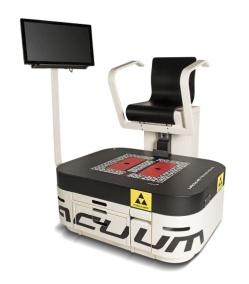VACUUM 3D FOOT SCAN