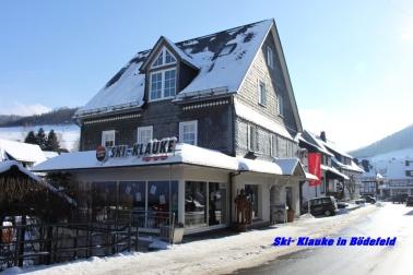 Ski- Klauke stellt sich vor!