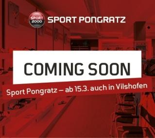 Sport Pongratz ab 15.03. auch in Vilshofen