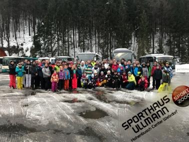 Skifahrt Spindlermühlen 28.01.2018