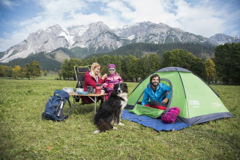 Camping & Travel: