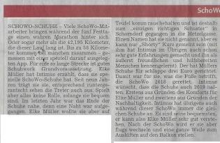 Bericht Schorndorfer Nachrichten