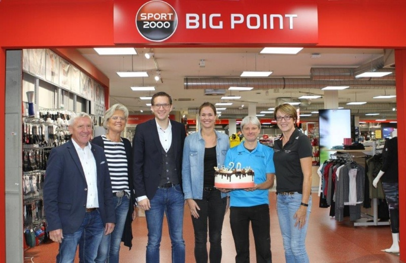 20 Jahre Big Point Schapen
