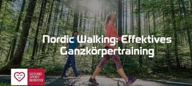 Nordic Walking rund um Horb