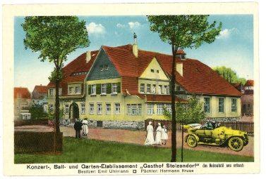 Unser Sporthaus war früher Gasthaus