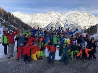 Ullmi-Skitest Sölden 2019