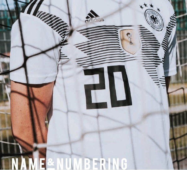 DFB Trikots