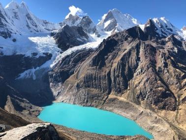 Trekking Santa Cruz - Llanganuco - Nevado Pisco 5´752 m