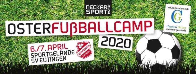 Osterfußballcamp ABGESAGT