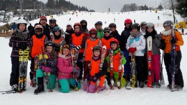 Skiwochenende mit der Kinderarche
