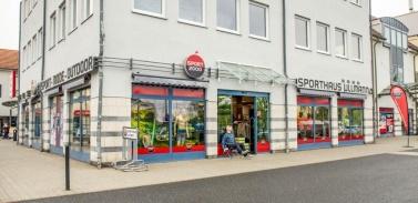 Unser Geschäft im Hohenbusch-Center-Weixdorf