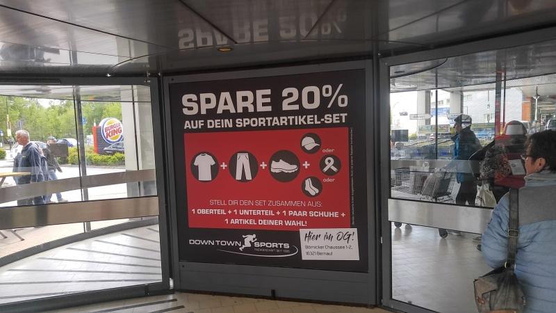20% auf dein Sportartikel-Set!