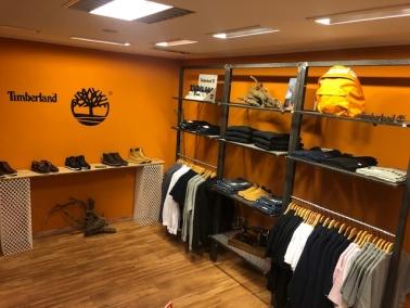 Timberland Herrenbekleidung und Schuhe