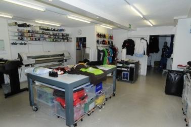 Unsere Druckerei