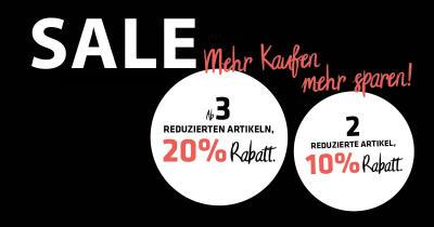 Mehr kaufen - mehr sparen