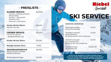 Ski-Service 2021
