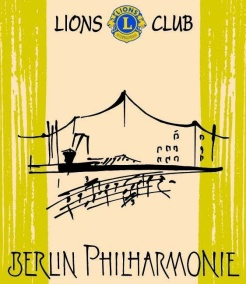 Lions Club Berlin Philharmonie