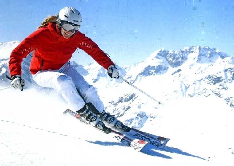 Bei uns finden Sie alles was der Wintersportler braucht
