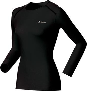 Odlo Warmes Langarm-Shirt Damen