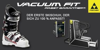 Fischer Vacuum Anpassstation