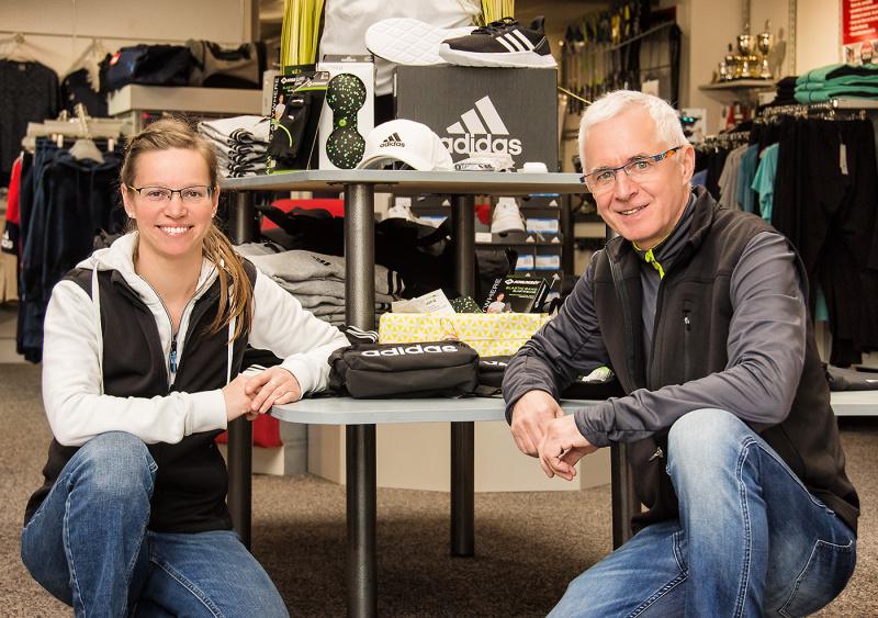 Unser Sport-Ruscher Team