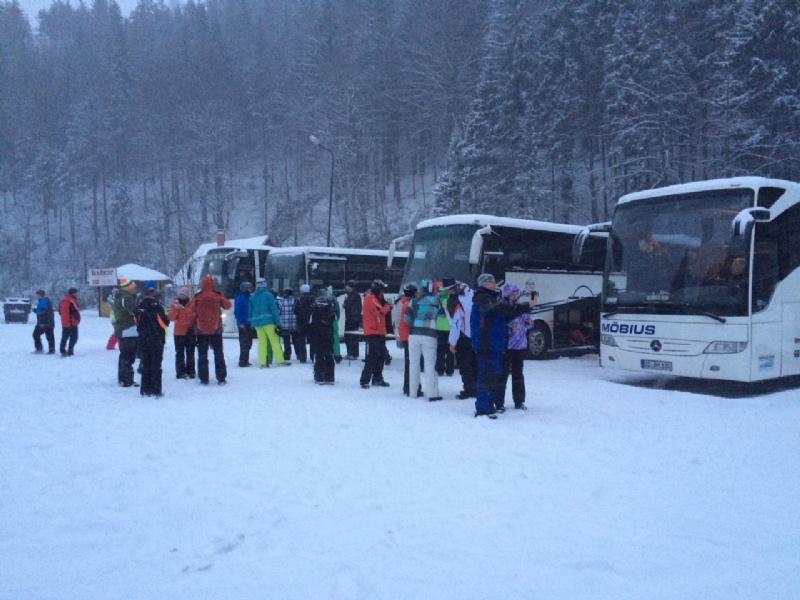 Skifahrt Spindler Mühlen 11.01.2015
