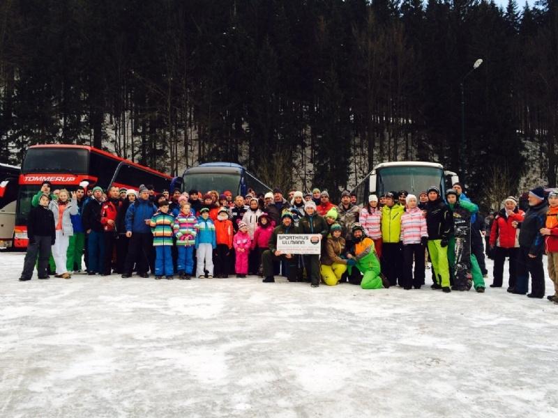 Skifahrt Spindler Mühlen 25.01.2015