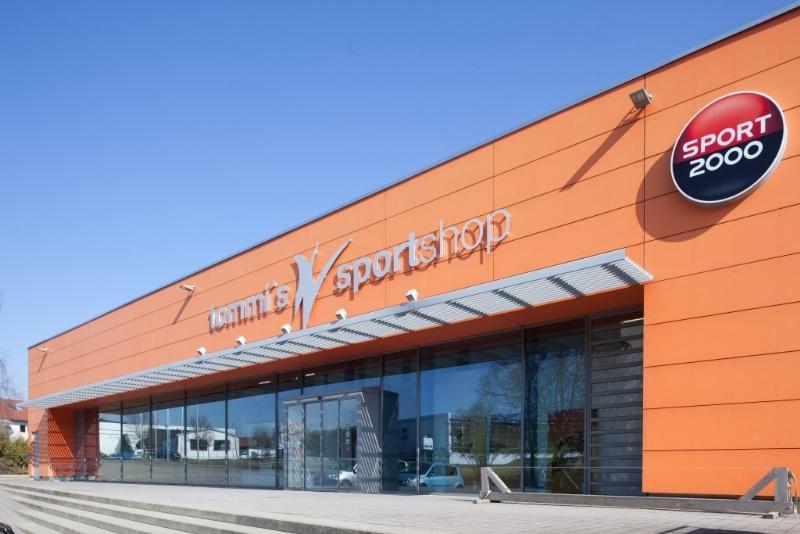 Sportshop Bilder
